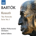 Bartok: Kossuth, Two Portraits, Suite No.1