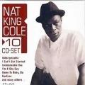 Nat King Cole: 10-CD Wallet Box