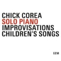 Solo Piano : Improvisations / Chilsre's Songs