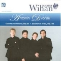 Dvorak: String Quartets No.9 Op.34, No.14 Op.105