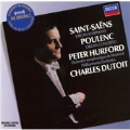 Saint-Saens: Organ Symphony No.3 Op.78; Poulenc: Organ Concerto