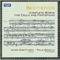 COMP WORKS FOR CELLO AND FORTEPIANO