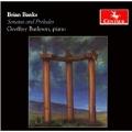 Brian Banks: Sonatas and Preludes - Piano Sonatas Nos.1, 2 and 3, Five Pentatonic Preludes, Port Townsend Preludes / Geoffrey Burleson(p)