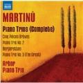Martinu: Complete Piano Trios