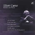 Carter: Quintets and Voices / Oppens, Arditti SQ, et al