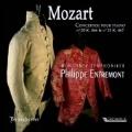 Mozart: Concertos pour piano No.20 & 21, K466 & K467
