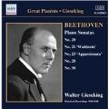 Beethoven: Piano Sonatas No.20, No.21, No.23, No.28, No.30