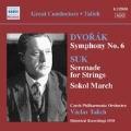 Dvorak: Symphony No.6 Op.60; Suk: Serenade for String Op.6, etc