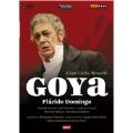 G.C.Menotti: Goya