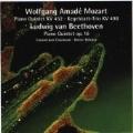 Mozart: Piano Quintet KV 452; Kegelstatt-Trio KV 498; Beethoven: Piano Quintet Op.16