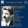 Fritz Kreisler - The Complete Recordings Vol.2