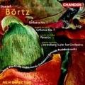 Boertz: Sinfonias 1 & 7, etc / Rozhdestvensky, Stockholm PO