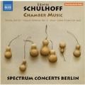 Erwin Schulhoff: Chamber Music