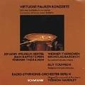 Virtuoso Kettledrum Concertos