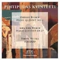 Piano Quintets - Bloch, Beach, Kuula