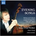 Evening Songs - Delius and Ireland Songs Arranged for Cello and Piano