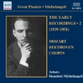 Arturo Benedetti Michelangeli - Early Recordings Vol.2
