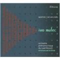 Malec: Epistola, Arc-en-cello / Emmanuel Krivine(cond), Luxembourg Philharmonic, Claudia Barainsky(S), Marjana Lipovsek(Ms), etx