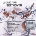 Beethoven: String Quartets Vol 4 / Prazak String Quartet