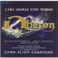 WEBER:OBERON (IN ENGLISH):JOHN ELIOT GARDINER(cond)/ORR/HILEVI MARTINPELTO(S)/STEVE DAVISLIM(T)/ETC