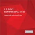 J.S.Bach: Six Partitas BWV.825-BWV.830