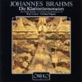 BRAHMS :CLARINET SONATAS NO.1/NO.2