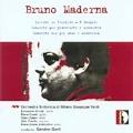 Maderna: Piano Concerto; Oboe Concerto No 2