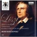 Liszt: Piano Concerto No.1, No.2, Totentanz, Etudes d'Execution Transcendante