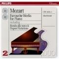 Mozart: Favourite Piano Works