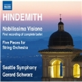 Hindemith: Nobilissima Visione, Five Pieces for String Orchestra