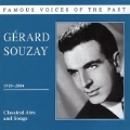 Famous Voices of The Past - Gerard Souzay
