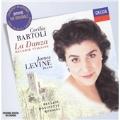 La Danza -Melodie Italiane: Rossini, Bellini, Donizetti, etc (1996) / Cecilia Bartoli(Ms), James Levine(p)