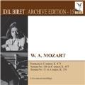 Idil Biret Archive Edition Vol. 15 - Mozart