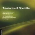Treasures of Operetta - Ziehrer, Strauss, etc/ Knight, et al
