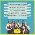 Mozart: Complete String Quintets / Amadeus Quartet, Cecil Aronowitz(va)