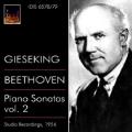 Beethoven: Early Piano Sonatas Vol.2 - No.9-15, 17 / Walter Gieseking