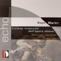 ECHO SERIES:MARINI:SONATA DUE CORDE OP.8/ETC:MONICA HUGGETT(vn)/PAUL BEIER(cond/lute)/GALATEA