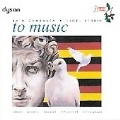 To Music -音楽に- 合唱曲集 CD