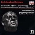 Hartmann: Symphony no 2 Adagio / Rickenbacher, Bamberg SO