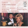 Musical & Operetta Highlights - Lehar: The Merry Widow; Cuvillier: The Lilac Domino, etc