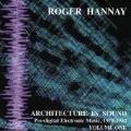 Architecture In Sound:Volume One