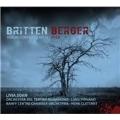 Britten: Violin Concerto Op.15; Berger: Jiyeh