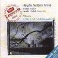 Haydn: Lord Nelson Mass / Willcocks, King's College Choir