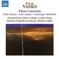 Peteris Vasks: Flute Concerto