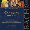 Bach: Cantatas BWV41 & 42