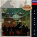 Dvorak/Schubert: Piano Quintets