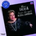 Albeniz: Iberia, Navarra, Suite Espanola  (1986) / Alicia de Larrocha(p)