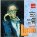 A.Lokshin: Margarita Songs, Symphonies No.7, No.10 / Rudolf Barshai(cond), Moscow Chamber Orchestra, Ludmila Sokolenko(S), Nina Grigorieva(A), etc