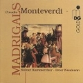 Monteverdi: Madrigals / Peter Neumann, Koelner Kammerchor