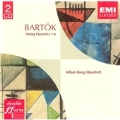 BARTOK:COMPLETE STRING QUARTETS:NO.1-6:ALBAN BERG QUARTET